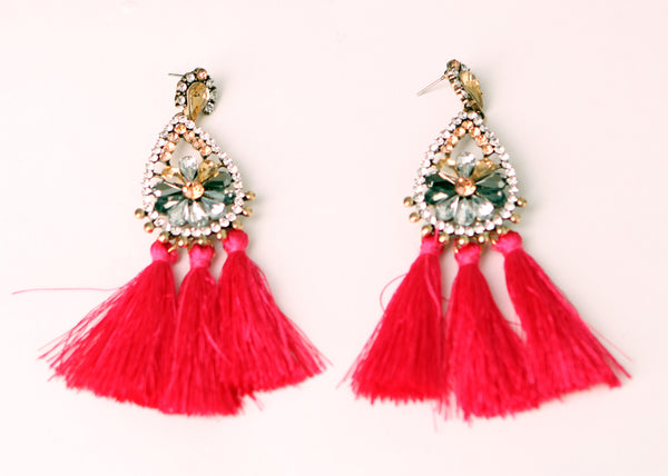 Earrings 'SALOMÉ'
