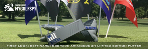 My Golf Spy - Full Review of the 2019 BB8-W Armageddon Limited Run Putter