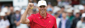 Matt Kuchar Trusts Bettinardi Armlock Putter in Clinching Putt for Team USA