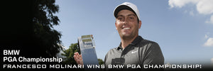 Francesco Molinari Wins BMW Championship with NEW Bettinardi Putter