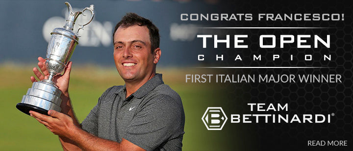 Molinari Becomes Champion Golfer With Bettinardi Putter