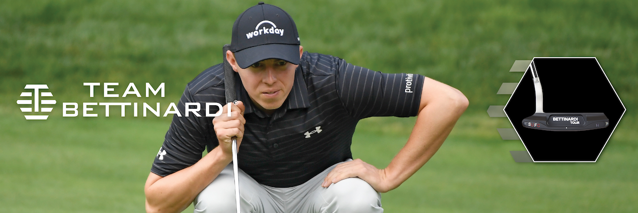 Matthew Fitzpatrick Signs with Bettinardi Golf
