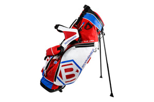 Red, White & Blue Stand Golf Bag - BettinardiGolf