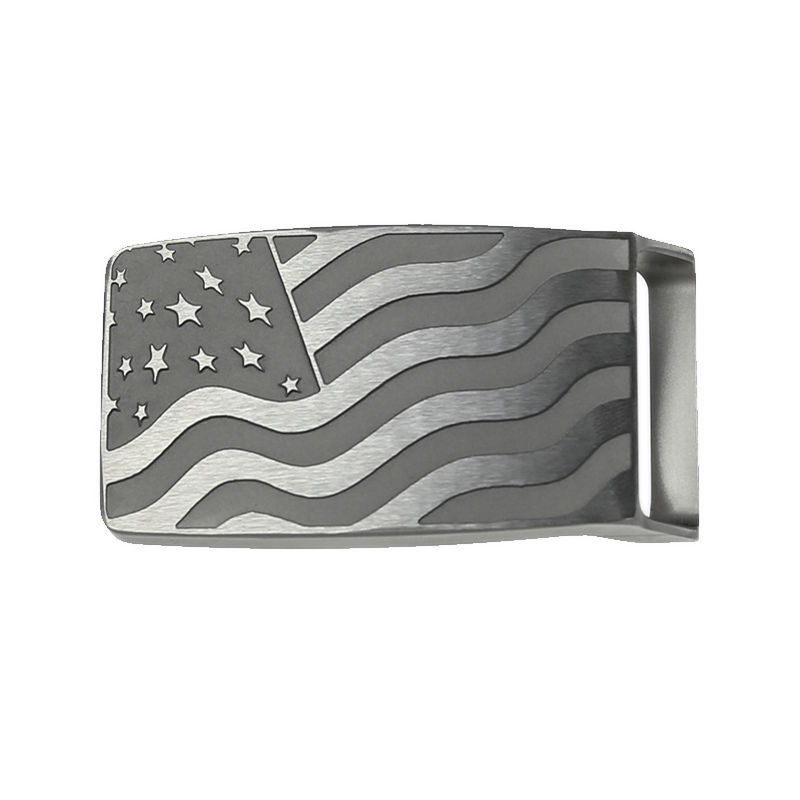 2017 Bettinardi American Flag Belt Buckle - BettinardiGolf