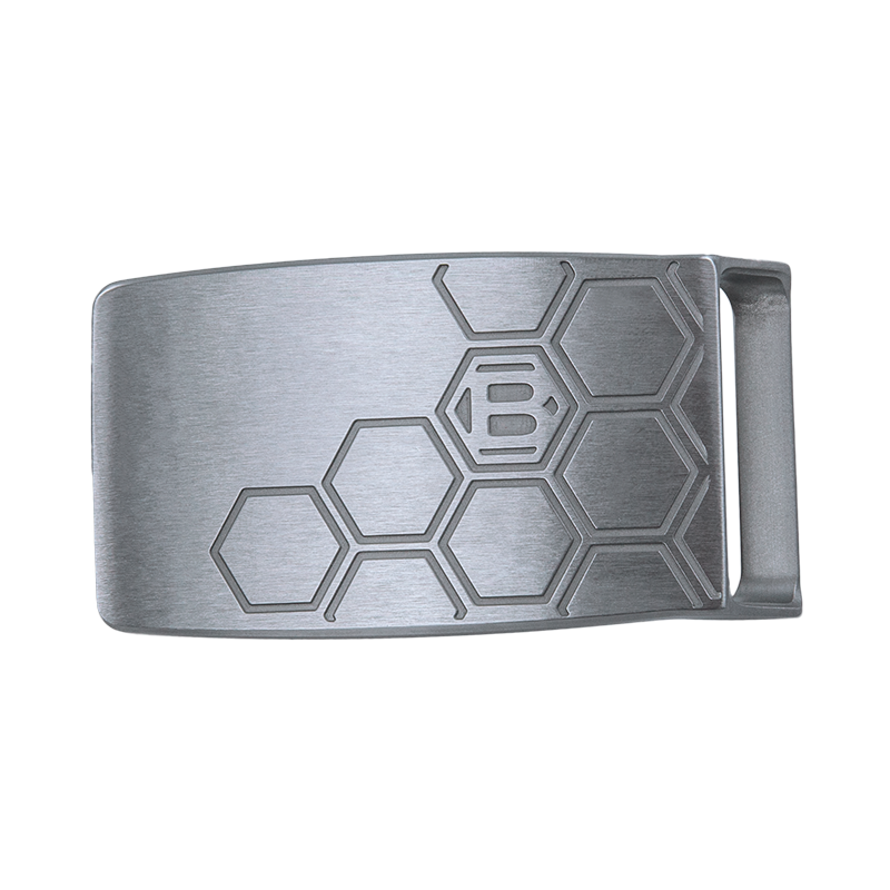 2018 Bettinardi Hex B Honeycomb Belt Buckle - BettinardiGolf