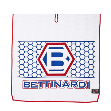 Players Golf Towel (Red/White/Blue)