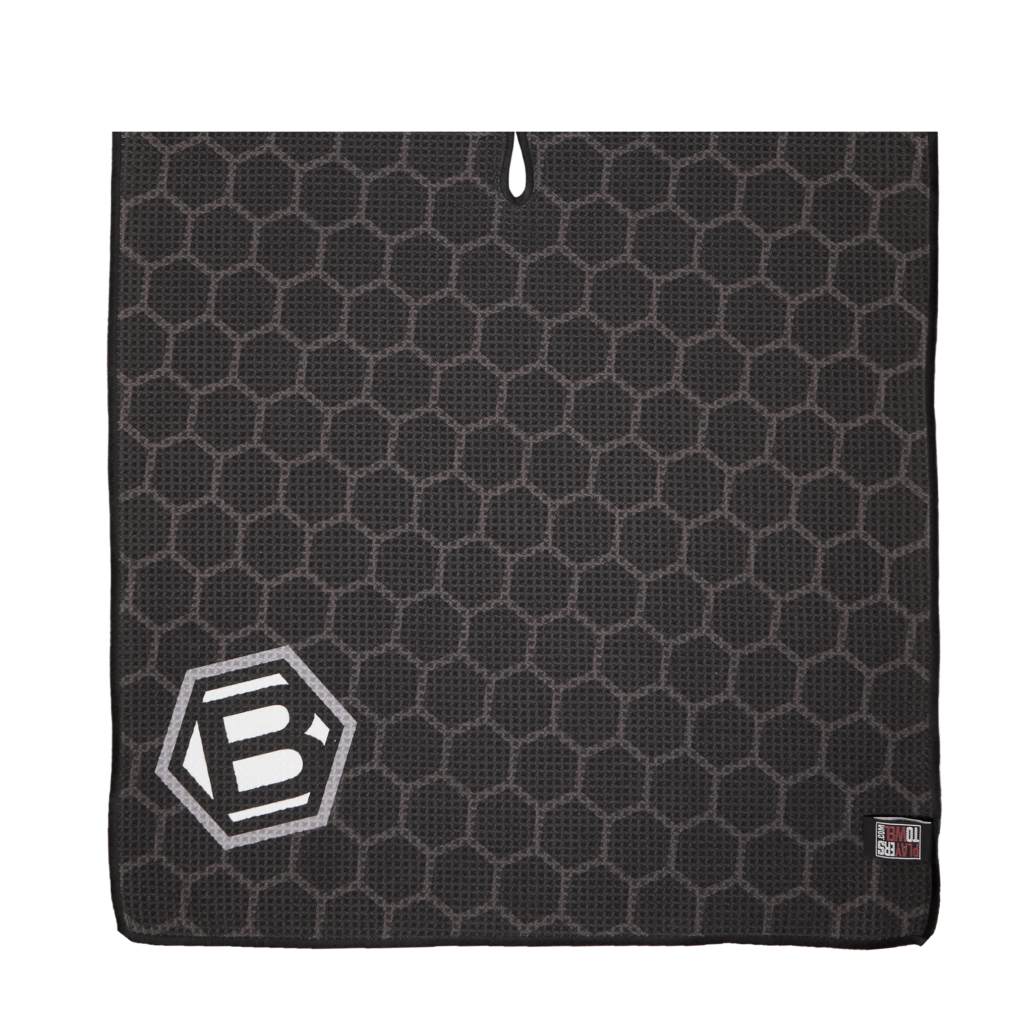 Honeycomb Players Towel (Black/White)