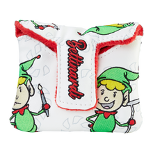 'Elf In a Shop' Mallet Headcover