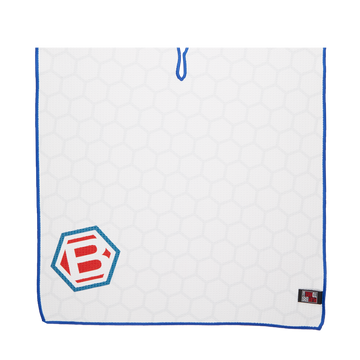 Honeycomb Players Towel (RWB)