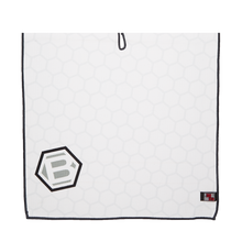 Honeycomb Players Towel (White/Black)