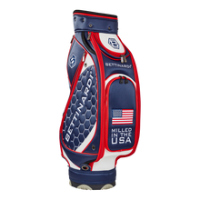 Bettinardi Mini Staff Bag (RWB)