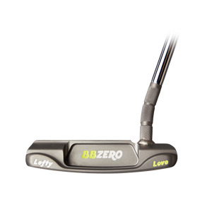 Carbon BBZero Left Handed Bettinardi Putter