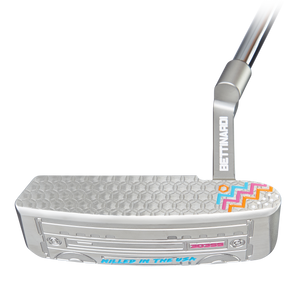 BB1-Wide Totally 80's Limited Run Putter
