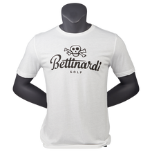 Bettinardi Skull & Bones T-Shirt (White/Black)