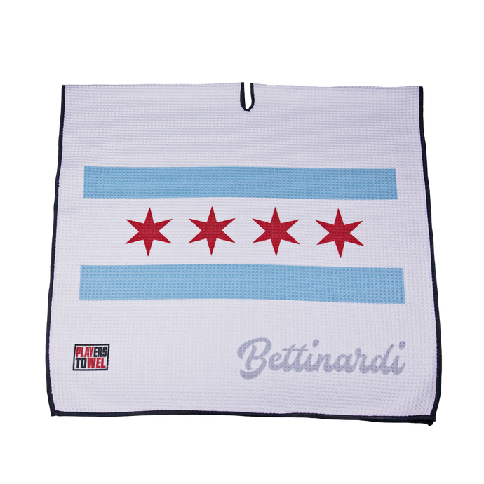 Chicago Tour Player Towel