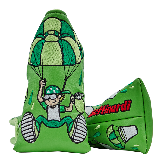 Airstrike Betti Boy Lime Headcover
