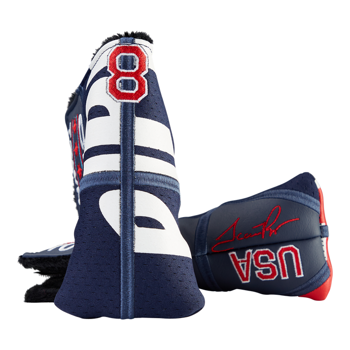 Scottie Pippen #8 USA GOAT Headcover