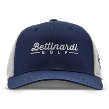 Bettinardi Golf Hex B Hat (Navy/Grey)