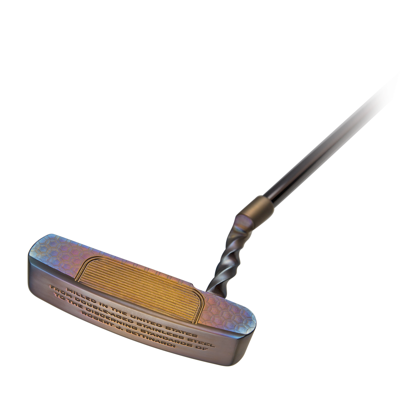 DASS BBZero Hive Only Twisty Neck - BettinardiGolf