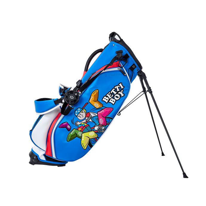 Betti Boy Vessel Stand Bag