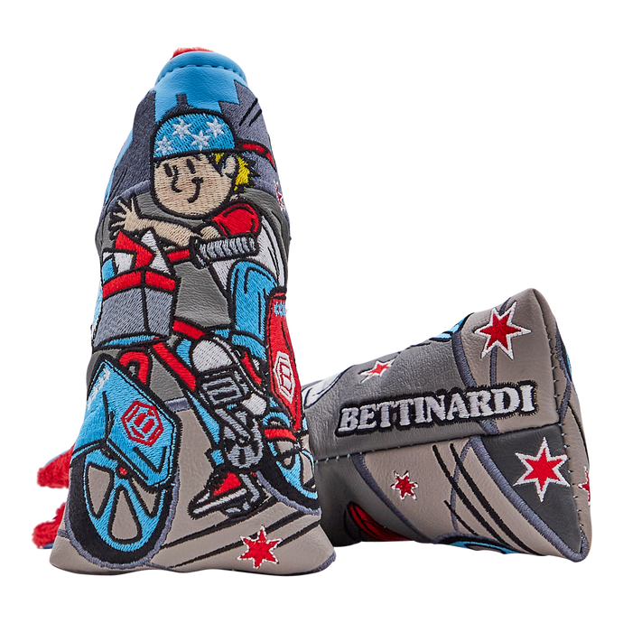 Betti Boy Chi-Town Headcover