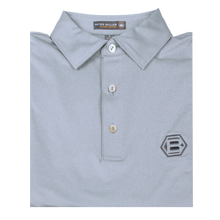 Bettinardi Solid Stretch Jersey 'Crown Sport' Sean Collar Polo - BettinardiGolf