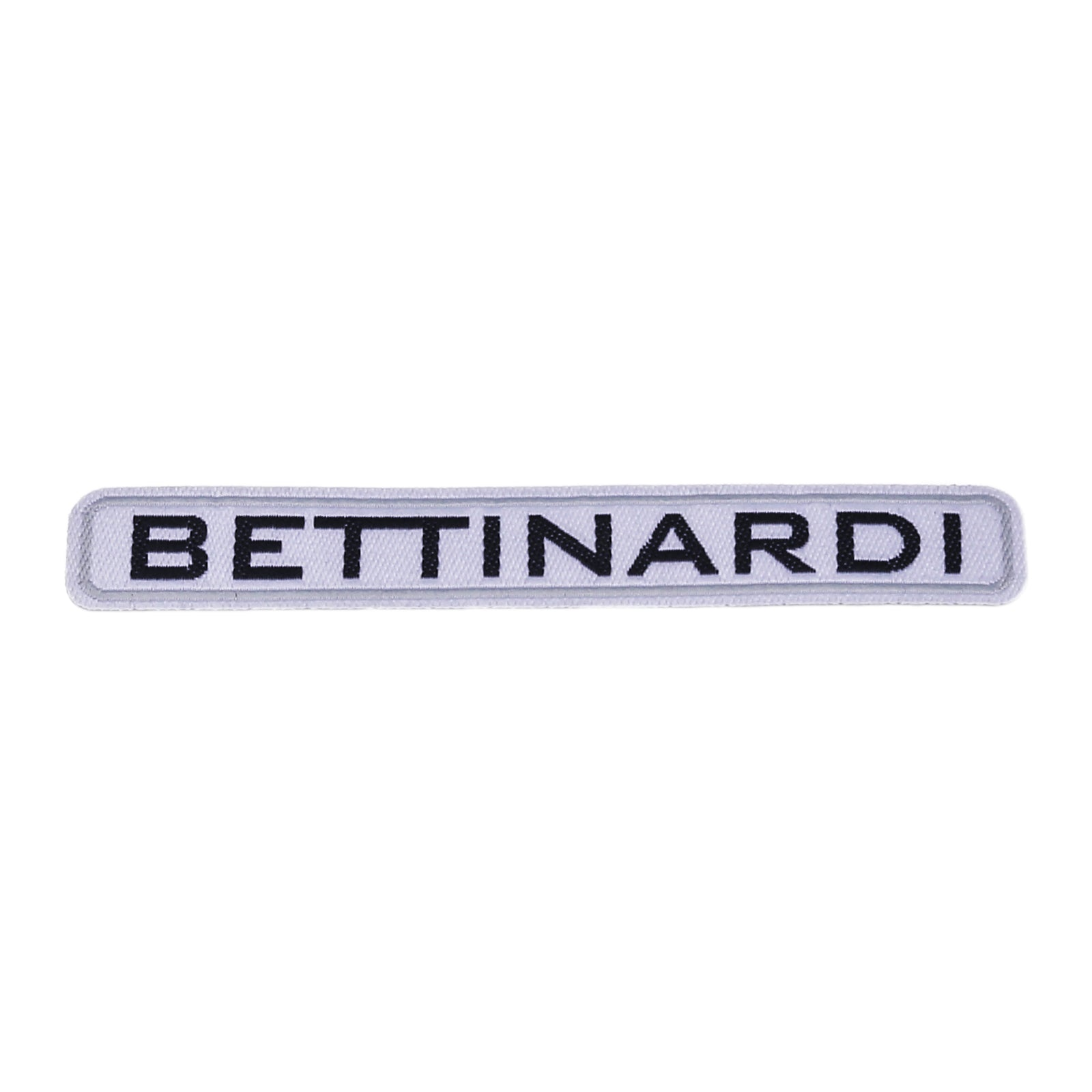Long Bettinardi White & Black Patch - BettinardiGolf