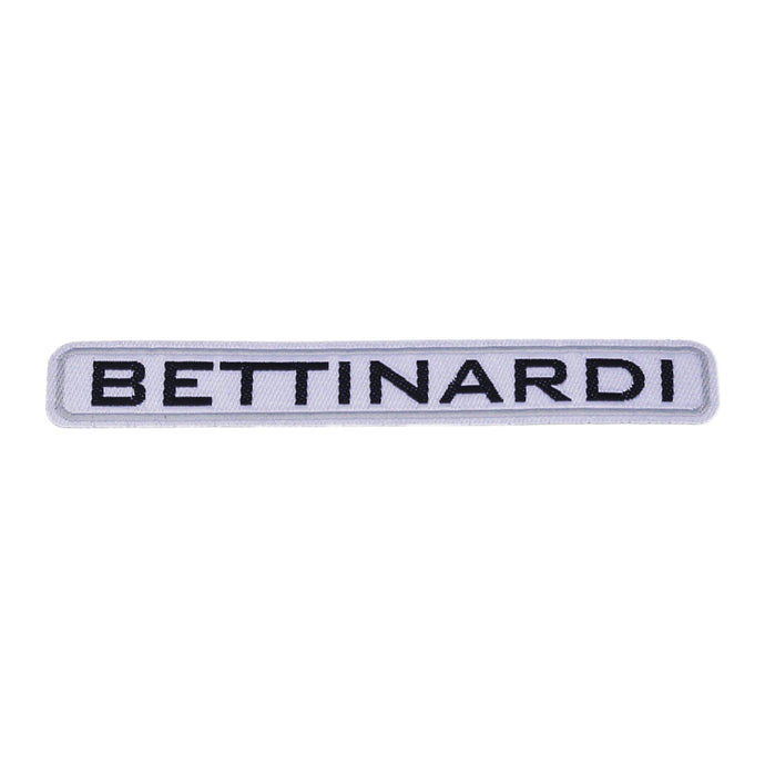 Long Bettinardi White & Black Patch