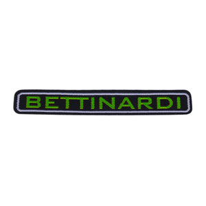 Long Bettinardi Green & Black Patch - BettinardiGolf