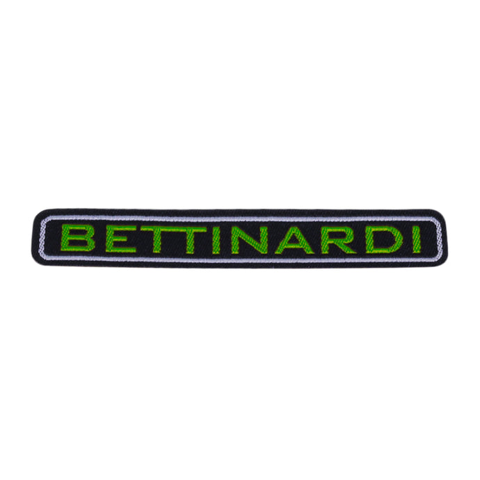 Long Bettinardi Green & Black Patch