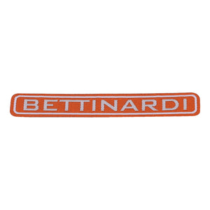 Long Bettinardi Orange & Black Patch