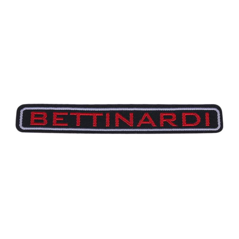 Long Bettinardi Red & Black Patch - BettinardiGolf