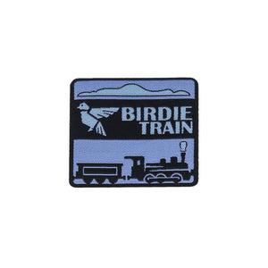 Birdie Train Patch - BettinardiGolf