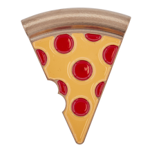 Bite Out Pepperoni Pizza Ball Marker