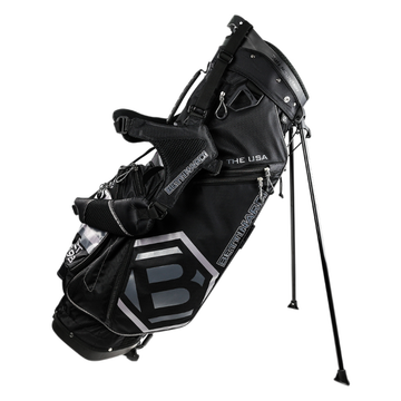 Black Stand Golf Bag