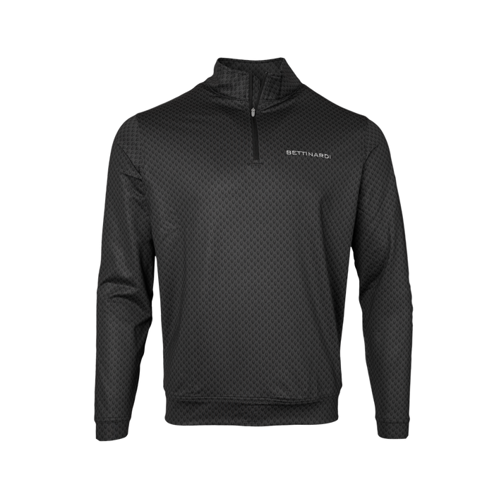 Bettinardi Black Skull Perf Performance Pullover