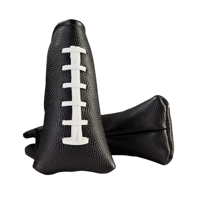 Blackout Hex B Football Headcover