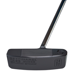 SS28 CTR Limited Blackout Putter