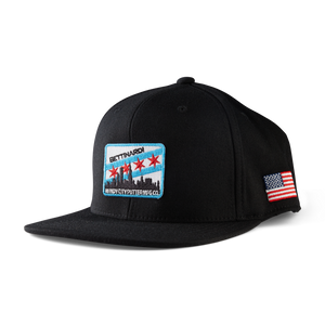 Bettinardi Chi-Town Skyline Hat (Black)