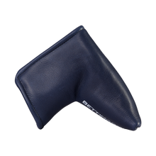 Hex B Genuine Blue Leather Headcover