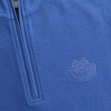 Fat Cat Quarter Zip Pullover (Blue)