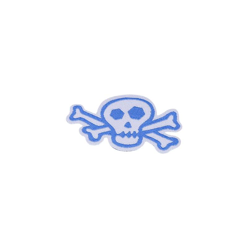 Skull & Bones Blue Patch - BettinardiGolf