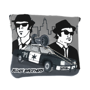 Blues Brothers 'On A Mission From God' Mallet Headcover
