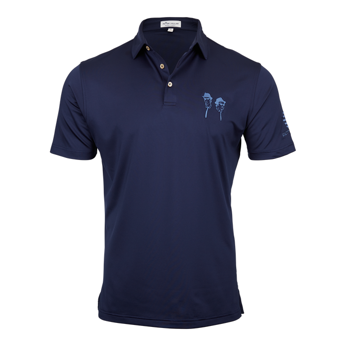 Blues Brothers x Bettinardi T-Hive Polo (Navy)