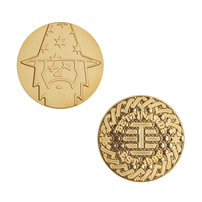 Brass Wizard Ball Marker