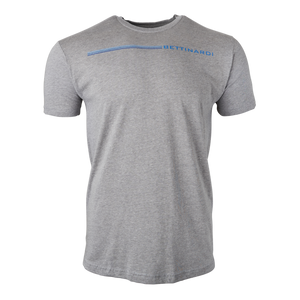 Bettinardi Hex B Blue Camo Tee (Grey)