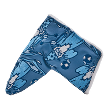 Ice Blue Magic Carpet Wizard Headcover