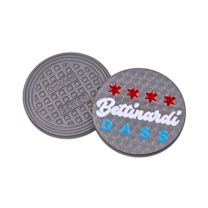 DASS Chicago Sewer Ballmarker - BettinardiGolf