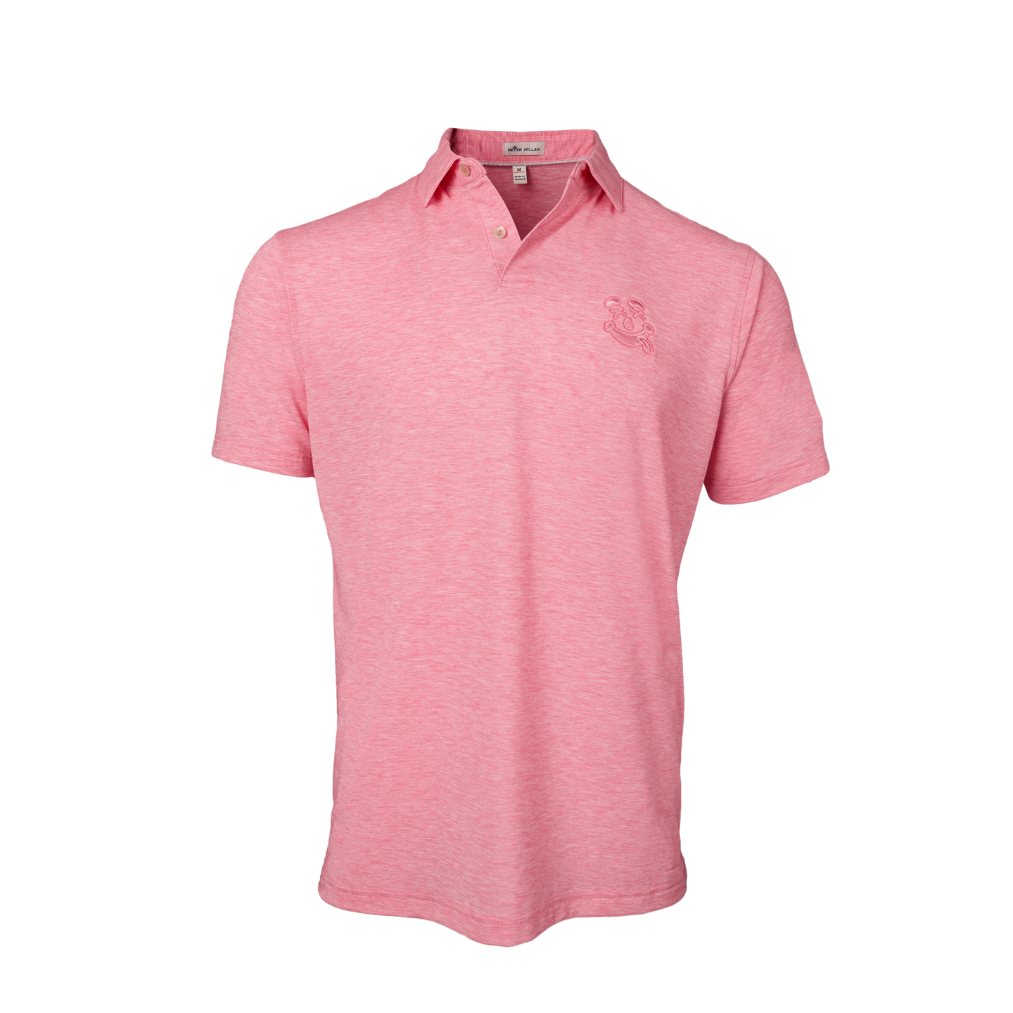 Poison Kool-Aid Performance Polo (Red Ginger)