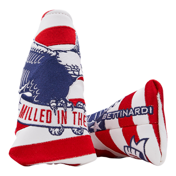 'Merican Eagle Milled in USA Headcover